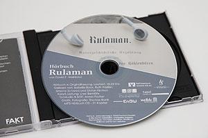 Rulaman Hörbuch CD